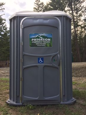 Portable Toilets 100 Mile House | Paterson Septic & Hydrovac