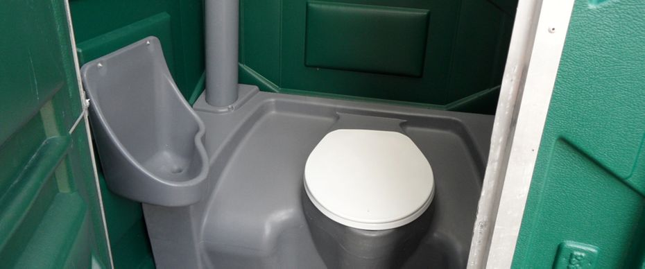 Regular portable toilet